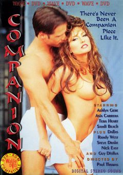 "Adult entertainment movie ""Companion"" starring Ashlyn Gere, Evan Daniels & Tera Heart. Produced by Vivid Entertainment."