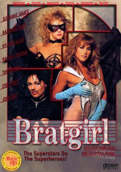 "Adult entertainment movie ""Bratgirl"" starring Hyapatia Lee, Barbara Dare & Julianne James. Produced by Vivid Entertainment."