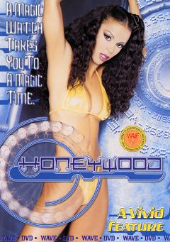 "Adult entertainment movie ""Honeywood"" starring Heather Hunter, Sunny Tee & Spantaneeus Xtasty. Produced by Vivid Entertainment."