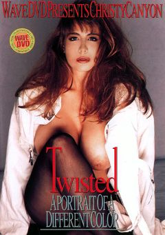 "Adult entertainment movie ""Twisted"" starring Christy Canyon, Gerard Dupre & Tera Heart. Produced by Wave DVD."