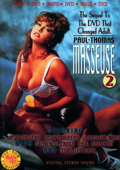 "Adult entertainment movie ""Masseuse 2"" starring Kristina West, Ashlyn Gere & Asia Carrera. Produced by Vivid Entertainment."