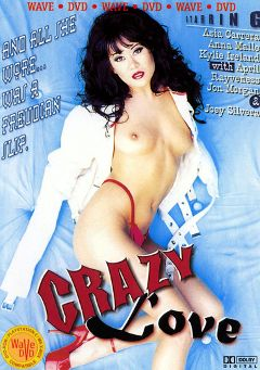 "Adult entertainment movie ""Crazy Love"" starring Rayveness, Kylie Ireland & Asia Carrera. Produced by Vivid Entertainment."