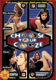 "Adult entertainment movie ""Choose Your Cooze"" starring Inari Vachs, Taylor St. Claire & Alexandra Nice. Produced by Vivid Entertainment."