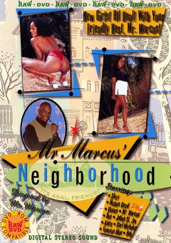 "Adult entertainment movie ""Mr. Marcus' Neighborhood"" starring Megan Reed, Vanessa Blue & Xtacee. Produced by Vivid Entertainment."