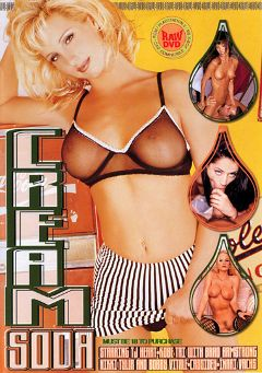 "Adult entertainment movie ""Cream Soda"" starring Kobe Tai, Nikki Tyler & T.J. Hart. Produced by Vivid Entertainment."