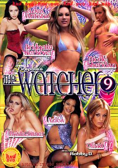 "Adult entertainment movie ""The Watcher 9"" starring Azlea Antistia, Jodi Roxxx & Bridgette Kerkove. Produced by Vivid Entertainment."