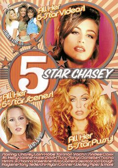 "Adult entertainment movie ""5 Star Chasey"" starring Inari Vachs, Chasey Lain & Asia Carrera. Produced by Vivid Entertainment."