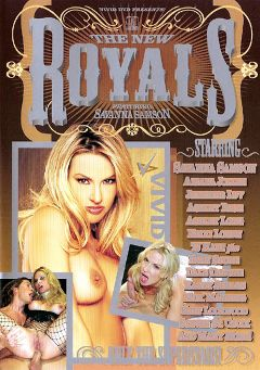"Adult entertainment movie ""The New Royals:  Savanna Samson"" starring Ariana Jollee, Savanna Samson & Ashley Blue. Produced by Vivid Entertainment."