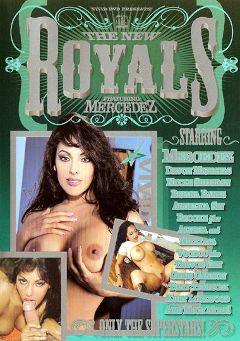 "Adult entertainment movie ""The New Royals:  Mercedez"" starring Mercedez (I), Briana Banks & Angelica Sin. Produced by Vivid Entertainment."