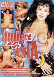 """Just Added presents the adult entertainment movie """"Spending The Night With Asia Carrera""""."""