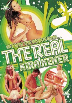 "Adult entertainment movie ""The Real Kira Kener"" starring Kira Kener, Ava Vincent & Nakita Kash. Produced by Vivid Entertainment."
