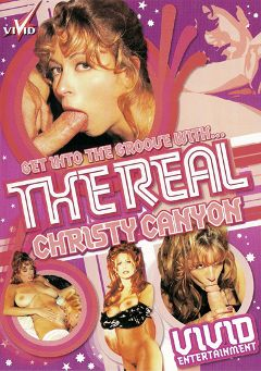"Adult entertainment movie ""The Real Christy Canyon"" starring Christy Canyon, Krista Maze & Jill Kelly. Produced by Vivid Entertainment."