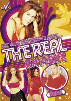 "Adult entertainment movie ""The Real Raylene"" starring Raylene, Ryan Conner & Taylor Hayes. Produced by Vivid Entertainment."