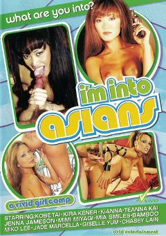 "Adult entertainment movie ""I'm Into Asians"" starring Miko Lee, Jade Marcela & Mia Smiles. Produced by Vivid Entertainment."