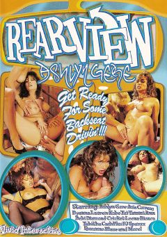 "Adult entertainment movie ""Rearview Ashlyn Gere"" starring Ashlyn Gere, Bionca & Nikki. Produced by Vivid Entertainment."