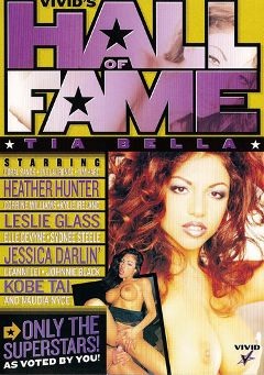 "Adult entertainment movie ""Vivid's Hall Of Fame: Tia Bella"" starring Tia Bella, Coral Sands & Corrine Williams. Produced by Vivid Entertainment."