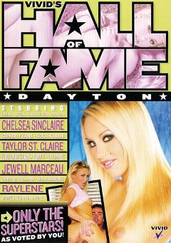 "Adult entertainment movie ""Vivid's Hall Of Fame: Dayton"" starring Katja Kassin, Jewell Marceau & Dayton Rains. Produced by Vivid Entertainment."