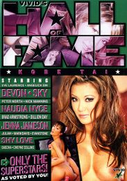 "Just Added presents the adult entertainment movie ""Vivid's Hall Of Fame: Kobe Tai""."