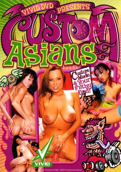"Adult entertainment movie ""Custom Asians"" starring Charmane Star, Jade Marcela & Mia Smiles. Produced by Vivid Entertainment."