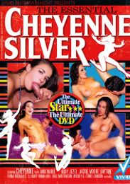 """Featured Studio - Vivid presents the adult entertainment movie """"The Essential Cheyenne Silver""""."""