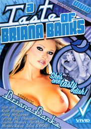 """Featured Studio - Vivid presents the adult entertainment movie """"A Taste Of Briana Banks""""."""