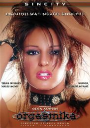 "Featured Studio - Sin City presents the adult entertainment movie ""Orgasmika""."