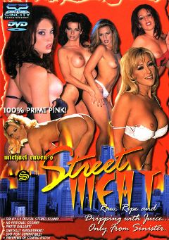 "Adult entertainment movie ""Street Meat"" starring Inari Vachs, Gina Ryder & Jill Kelly. Produced by Sin City."