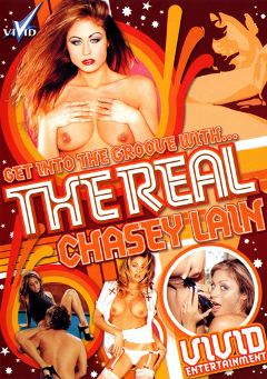 "Adult entertainment movie ""The Real Chasey Lain"" starring Chasey Lain, Jon Dough & Rocco Siffredi. Produced by Vivid Entertainment."