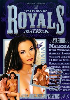 "Adult entertainment movie ""The New Royals:  Malezia"" starring Malezia, Monique Alexander & Mia Smiles. Produced by Vivid Entertainment."
