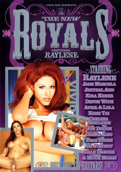 "Adult entertainment movie ""The New Royals: Raylene"" starring Raylene, Ava Vincent & Jade Marcela. Produced by Vivid Entertainment."