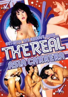 "Adult entertainment movie ""The Real Asia Carrera"" starring Debi Diamond, Asia Carrera & Dee. Produced by Vivid Entertainment."