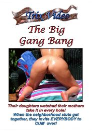 """Just Added presents the adult entertainment movie """"The Big Gang Bang""""."""