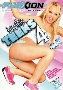 "Adult entertainment movie ""Terrible Teens 4"" starring Sharka Blue, Nyomi Zen & Courtney Simpson. Produced by Metro Media Entertainment."