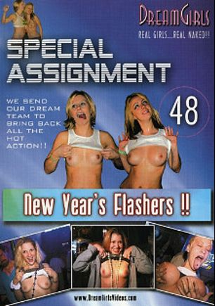 Special Assignment 48: New Year's Flashers, produced by Dream Girls.