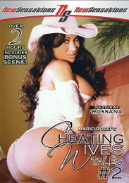 "Featured Series - Cheating Wives Tales presents the adult entertainment movie ""Cheating Wives Tales 2""."