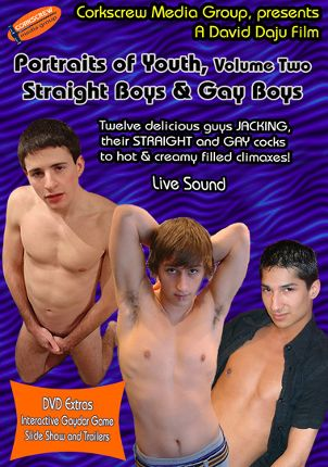 Gay Adult Movie Portraits Of Youth 2: Straight Boys And Gay Boys