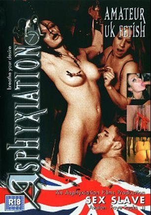 Sex Slave, starring J.J. (f), Faye, Avalon and 3 Raven, produced by Asphyxiation.