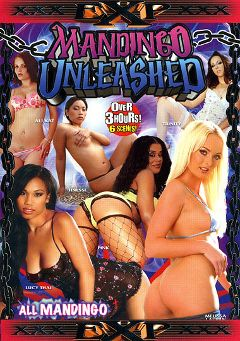 "Adult entertainment movie ""Mandingo Unleashed"" starring Pink Champagne, Finess Navaro & Trinity Post. Produced by EXP Exquisite."