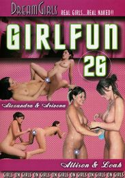 "Just Added presents the adult entertainment movie ""Girl Fun 26""."
