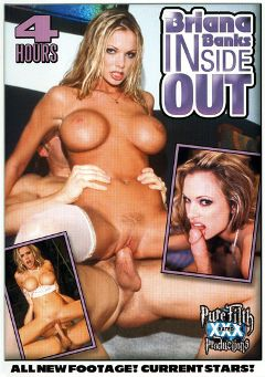 "Adult entertainment movie ""Briana Banks Inside Out"" starring Taylor Rain, Briana Banks & Jenaveve Jolie. Produced by Legend."