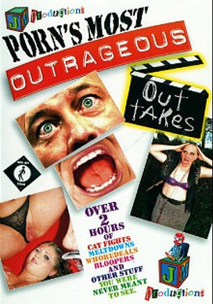 Porn's Most Outrageous Outtakes, produced by JM Productions.