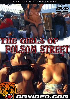 "Adult entertainment movie ""The Girls Of Folsom Street"". Produced by GM Video."