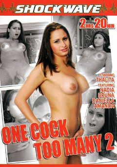 "Adult entertainment movie ""One Cock Too Many 2"". Produced by Shock Wave."