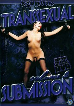 "Adult entertainment movie ""Transsexual Submission 2"". Produced by Bizarre Video Productions."