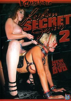 "Adult entertainment movie ""Lesbian Secret Desires 2"". Produced by Bizarre Video Productions."