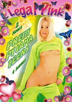 "Adult entertainment movie ""Pretty Pyjama Teens"" starring Debbie White, Klea Dark & Jana Bell. Produced by Legal Pink."