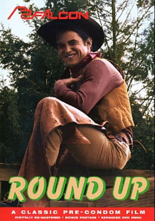 Round Up, starring Bert Edwards and Joe Markham, produced by Falcon Studios and Falcon Studios Group.