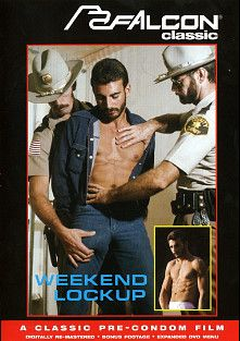 Weekend Lockup, starring Mandingo and Al Parker, produced by Falcon Studios and Falcon Studios Group.