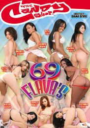 "Just Added presents the adult entertainment movie ""69 Flava's""."