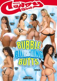 "Just Added presents the adult entertainment movie ""Bubble Bursting Butts""."